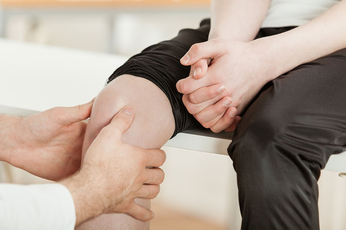 knee pain bundoora