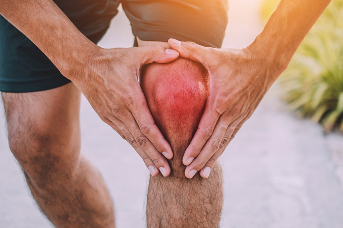 knee pain rosanna